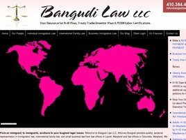 Bangudi Law LLC (Laurel, Maryland)