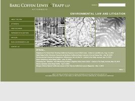 Barg Coffin Lewis & Trapp, LLP (Oakland, California)
