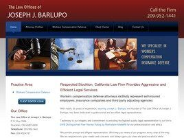 The Law Office of Joseph J. Barlupo (Sacramento, California)