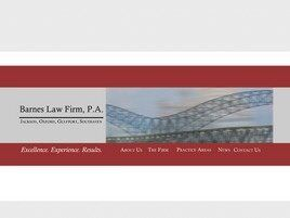 Barnes Law Firm, P.A. (Oxford, Mississippi)