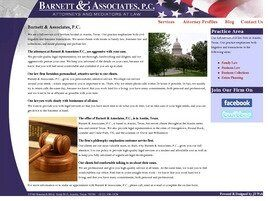Barnett & Associates A Professional Corporation (Austin, Texas)
