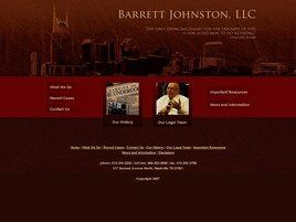 Barrett Johnston, LLC (Nashville, Tennessee)