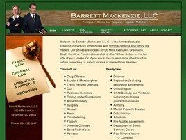 Barrett • Mackenzie, L.L.C. (Spartanburg, South Carolina)