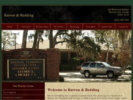 Barron & Redding, P.A. (Okaloosa Co., Florida)
