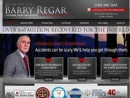 Barry Regar A Professional Law Corporation (Riverside Co., California)
