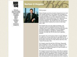 Barton H. Hegeler Attorney At Law A Professional Corporation (San Diego, California)