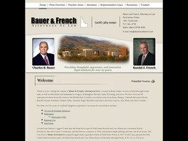 Bauer & French, Attorneys at Law (Boise, Idaho)