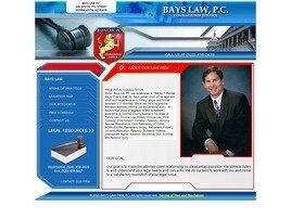 Bays Law, P.C. (Sierra Vista, Arizona)