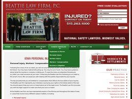 Beattie Law Firm, P.C. (Des Moines, Iowa)
