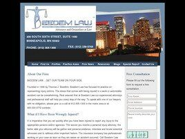 Beedem Law (Minneapolis, Minnesota)