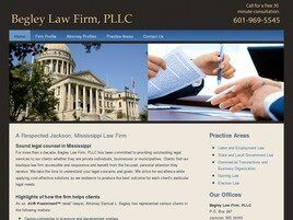Begley Law Firm, PLLC (Jackson, Mississippi)