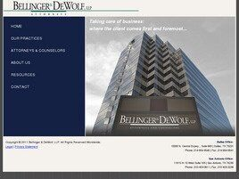 Bellinger, DeWolf & Suberg, LLP (Dallas, Texas)