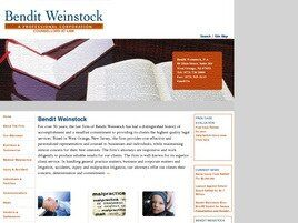 Bendit Weinstock A Professional Corporation (Jersey City, New Jersey)