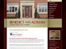 Benedict and Altman (New Brunswick, New Jersey)