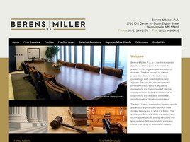Berens & Miller, P.A. (Minneapolis, Minnesota)