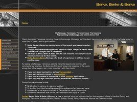 Berke, Berke & Berke, Attorneys at Law (Chattanooga, Tennessee)