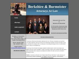 Berkshire & Burmeister Law Offices (Omaha, Nebraska)