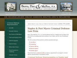 Berry, Day & McFee, P.A. (Fort Myers, Florida)