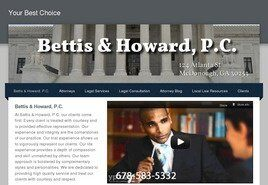 Bettis & Howard, P.C. (Mcdonough, Georgia)