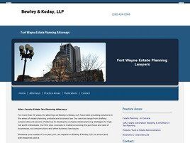 Bewley & Koday, LLP (Fort Wayne, Indiana)