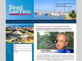 Biegel Law Firm (Santa Clara Co., California)