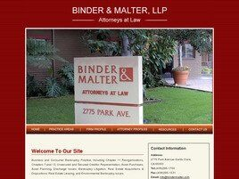 Binder & Malter, LLP (Santa Clara Co., California)