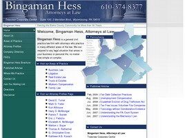Bingaman Hess, Attorneys at Law (Wyomissing, Pennsylvania)