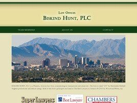 Biskind Hunt, PLC (Phoenix, Arizona)