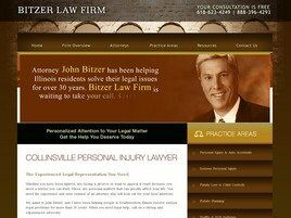 Bitzer Law Firm (Madison Co., Illinois)