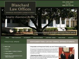 Blanchard Law Offices (Montgomery, Alabama)