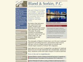 Bland & Sorkin, P.C. (Richmond, Virginia)