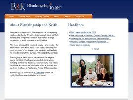 Blankingship & Keith, P.C. (Manassas, Virginia)