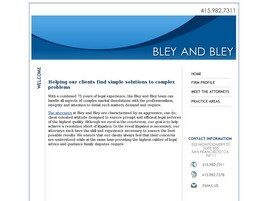 Bley and Bley (Berkeley, California)