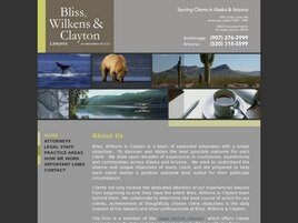 Bliss, Wilkens & Clayton (Anchorage, Alaska)