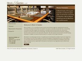 Block & Garden LLP (Dallas, Texas)