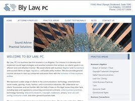 Bly Law, PC (Los Angeles, California)