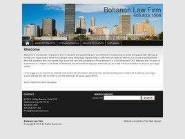 Bohanon Law Firm (Oklahoma City, Oklahoma)