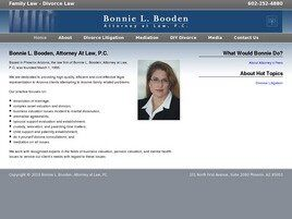 Bonnie L. Booden, Attorney at Law, P.C. (Phoenix, Arizona)
