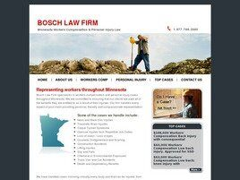 Bosch Law Firm, Ltd. (Saint Cloud, Minnesota)