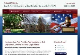 The Law Offices of Bouchillon, Crossan & Colburn (Huntington, West Virginia)