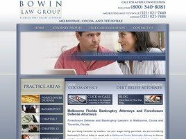 Bowin Law Group (Brevard Co., Florida)