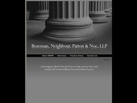Bozeman, Neighbour, Patton & Noe, LLP (Scott Co., Iowa)