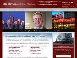 Bradley G. Davis Law Office, PLLC (Tacoma, Washington)