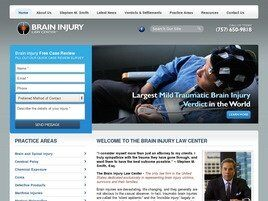 Brain Injury Law Center (Hampton, Virginia)