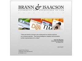 Brann & Isaacson (Lewiston, Maine)