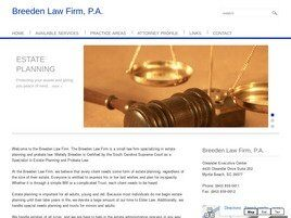 Breeden Law Firm (Horry Co., South Carolina)