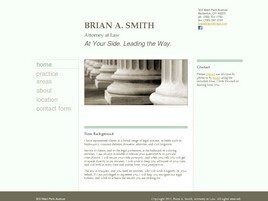 Brian A. Smith, Attorney at Law (Summit Co., Ohio)