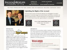 Broden & Mickelsen (Denton Co., Texas)