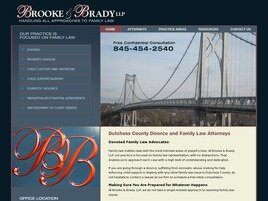 Brooke & Brady, LLP (Dutchess Co., New York)