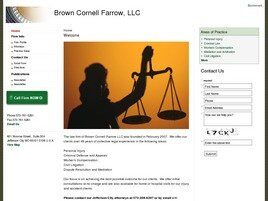 Brown Cornell Farrow, LLC (Jefferson City, Missouri)